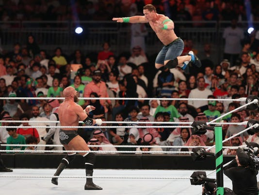 TOPSHOT-SAUDI-ENTERTAINMENT-WWE