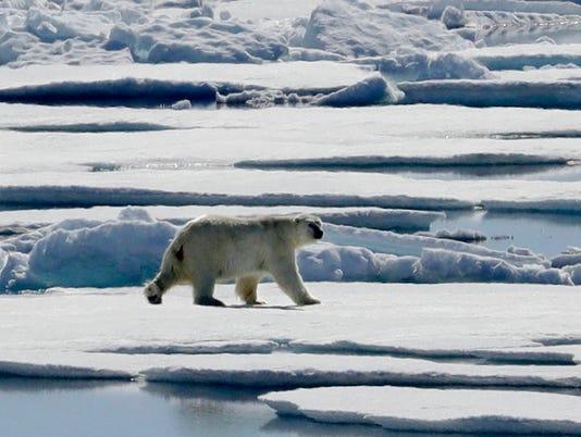 AP GERMANY CLIMATE TALKS I FILE USA
