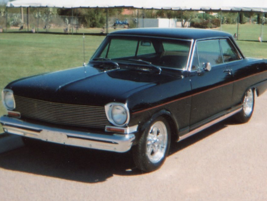 1962 Chevrolet Nova SS Custom Coupe