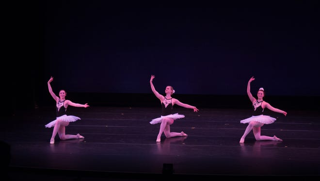 Point Dance Ensemble presents their 17th Annual Performance this weekend, March 5-6.