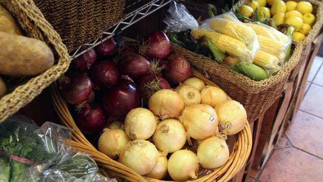 Locally grown vegetables are wanted at the Main Street Market.