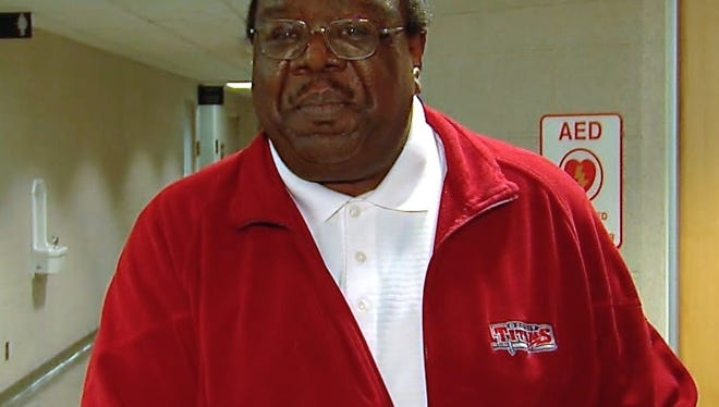 Longtime Channel 7 sports producer Reggie Hall died this morning after being involved in a weekend auto accident.