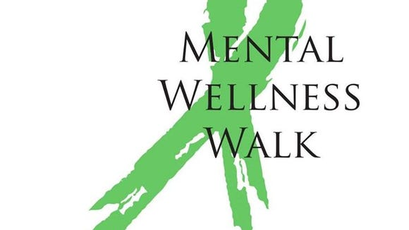 The inaugural Mental Wellness Walk is June 17 in Asheville.