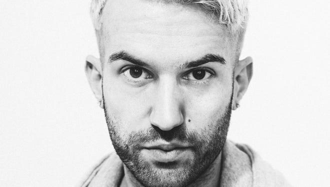 Grammy-nominated DJ A-Trak