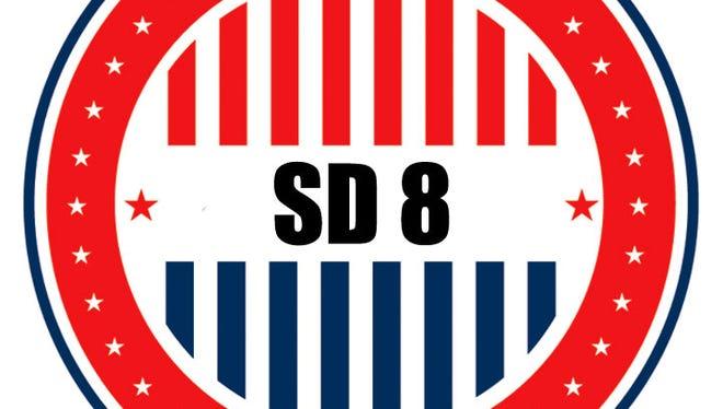 Senate District 8