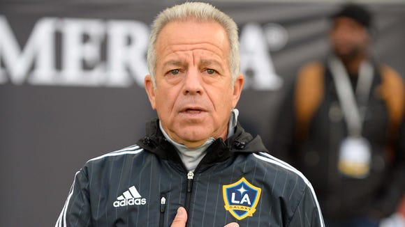 Dave Sarachan has been the associate head coach for the L.A. Galaxy under Bruce Arena.