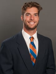 Redding native and Boise State long snapper Brock Barr
