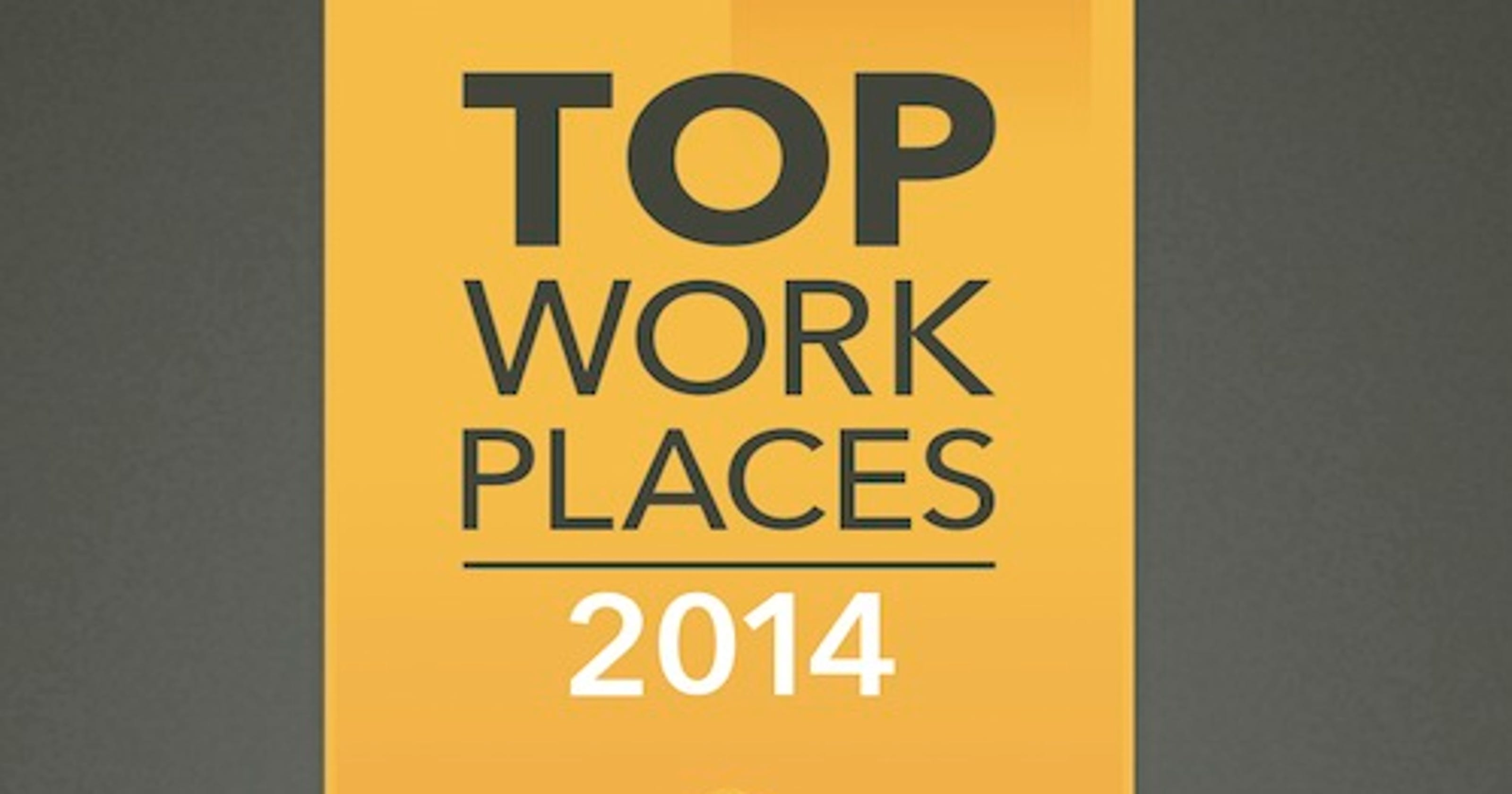 Check out Nashville's Top Workplaces for 2014