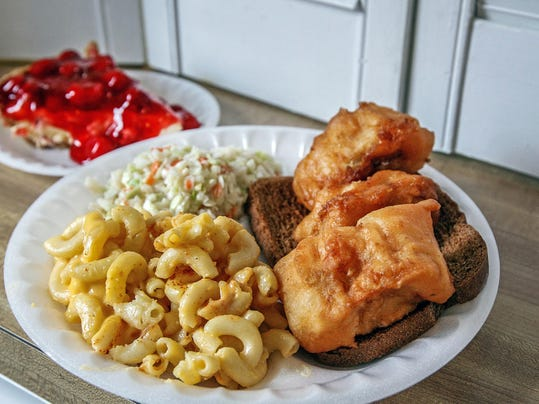 Find a fish fry near you this friday for Fried fish near me