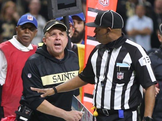 USP NFL: NFC CHAMPIONSHIP GAME-LOS ANGELES RAMS AT S FBN NO LAR USA LA