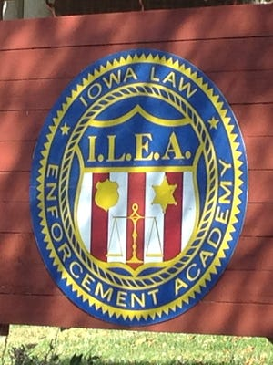 Iowa Law Enforcement Academy seal