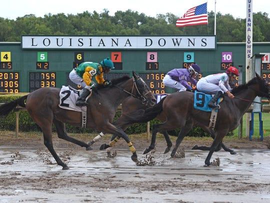 The 39th Super Derby at Bossier City's Harrah's Louisiana