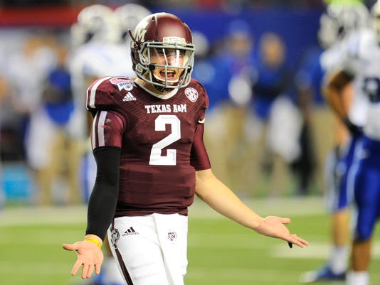 Jon Gruden on Manziel   Johnny has a lot of magic to him  7a4be1c53