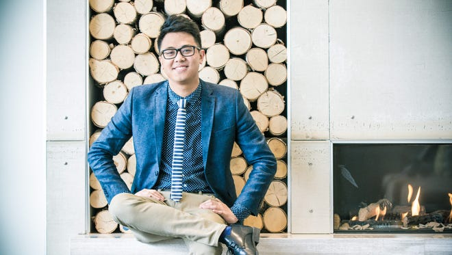 IndyStar arts reporter Wei-Huan Chen.