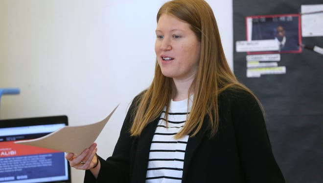 Kirstyn Walker teaches 10th grade English at James Groppi High School in Milwaukee.
