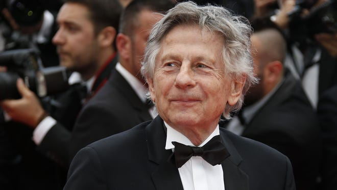 Polish-French director Roman Polanski in May at Cannes Film Festival.