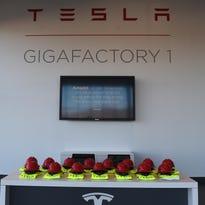 Tesla says it's hitting job goals at Gigafactory
