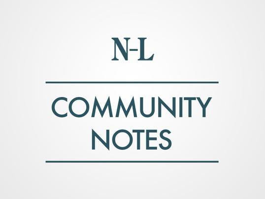 COMMUNITY NOTES