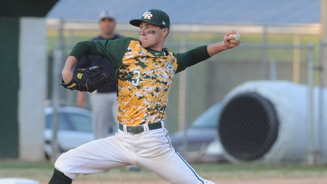 Reynolds is one of the top baseball teams in the Mountain Athletic Conference 3-A division.