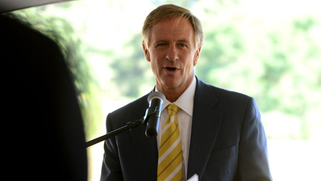 Gov. Bill Haslam has won the Republican nomination for a second term, according to the Associated Press.