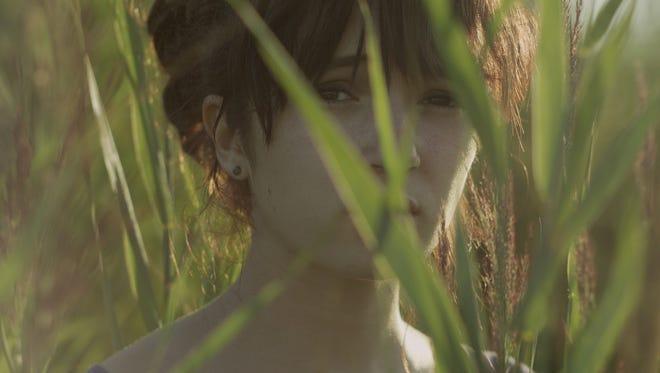 Gina Piersanti as Lila in the film 'It Felt Like Love.'