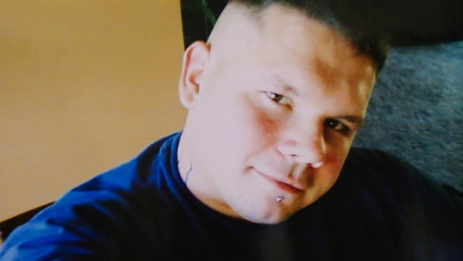 James Jewell, 39, died after he pressed a gun to his temple and it went off. The medical examiner ruled it a suicide but his family said he was just demonstrating gun safety and he had no intention of killing himself.