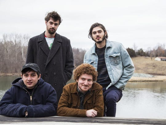 Active Bird Community will perform Friday at the Dock.