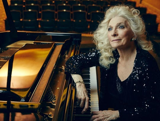 File Judy Collins, who trained to play classical piano