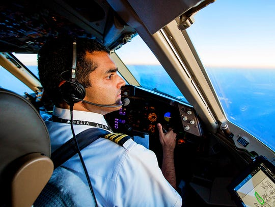 Expecting to hire 8,000 pilots in the next decade,