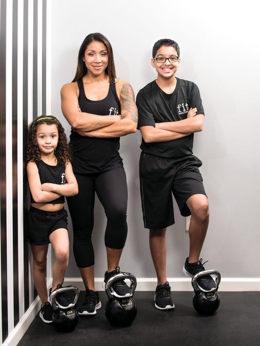 Moms: Leah Fairchild, founder Fit with Flavor