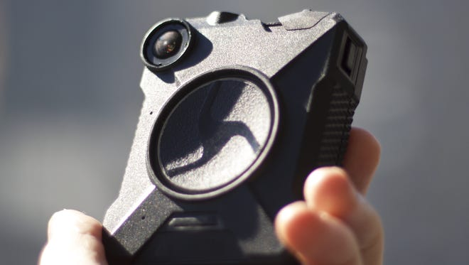 The Vineland Police Department will receive 100 of these Axon Body 2 cameras.