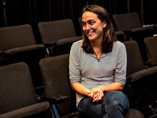 Erika Wills, the playhouse's current theater education