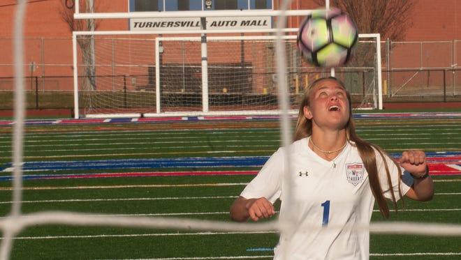 Washington Township Soccer Varsity, Amanda Attanasi