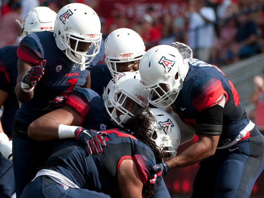 NCAA Football: Oregon State at Arizona