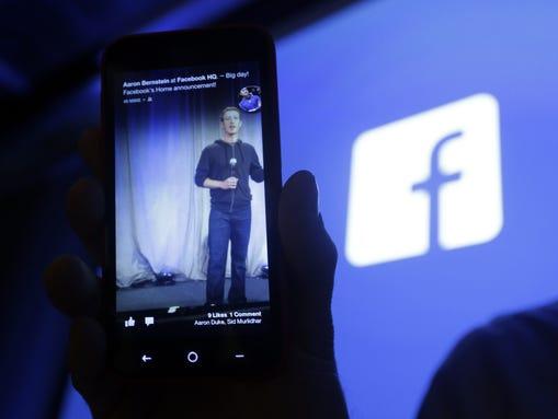 AP Earns Facebook
