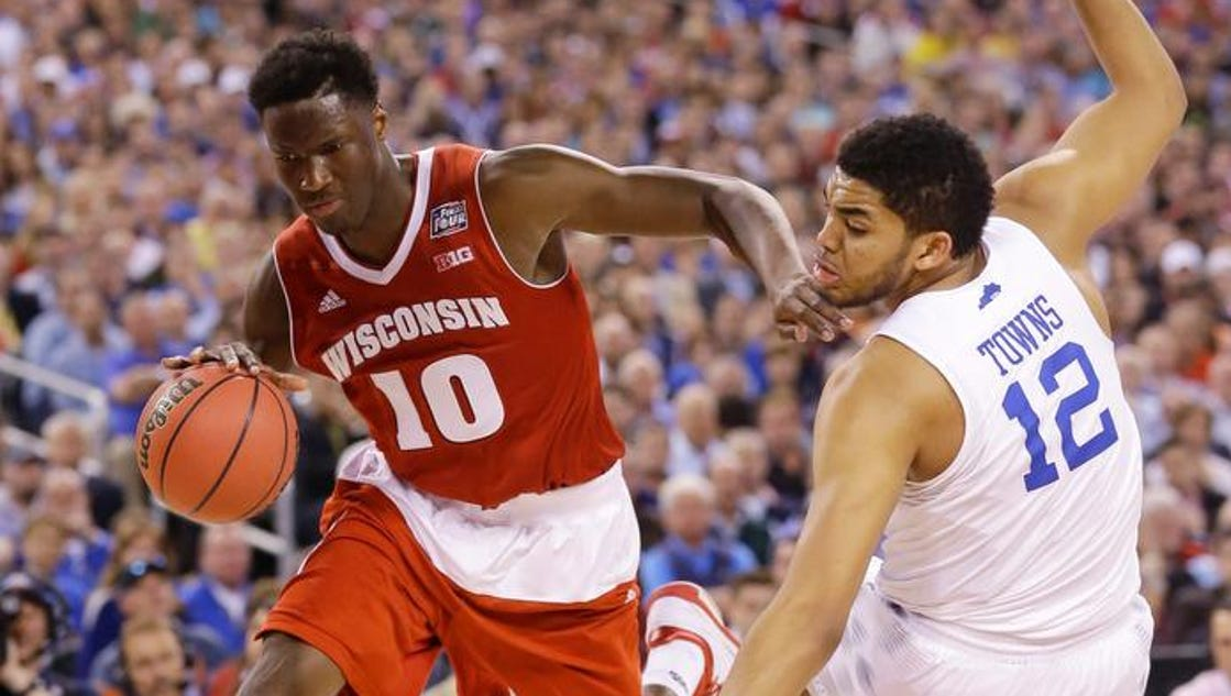 wisconsin single men He previously played four years of college basketball for the wisconsin badgers, where he set the wisconsin single-game record for points (43) [3] [4] he was the unanimous men's national.