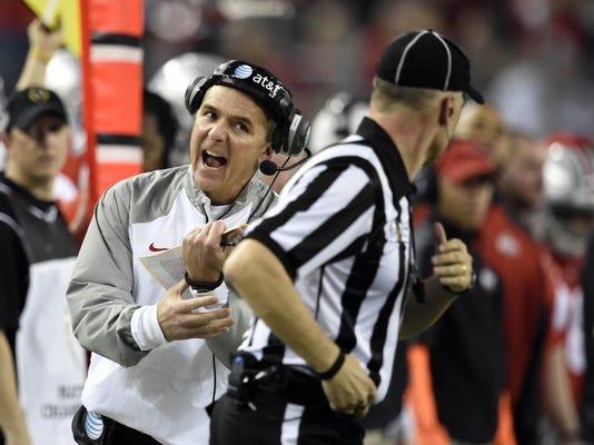 NCAA Football: National Championship-Ohio State vs Oregon