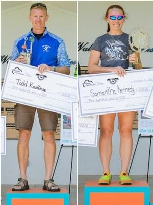 Samantha Kennedy, the 2016 Female Overall winner, and Todd Kauffman, the 2016 Male Masters winner, share training tips for the 2017 Come Clean Dualthon.