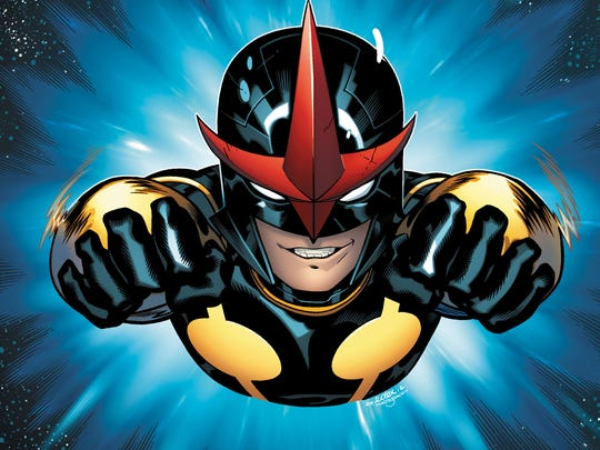 Sam Alexander is a second-generation member of the Nova Corps.
