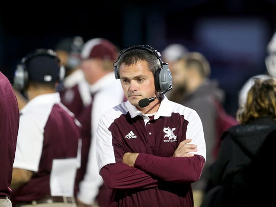 South Kitsap football coach Cory Vartanian lost his job in November after the Wolves posted an 0-10 record for the second consecutive season.