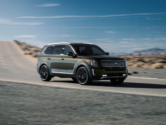 Rivals are trying to counter the 2020 Kia Telluride, a midsize three-row SUV that offers plenty of utility and premium features.