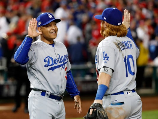 Kershaw, Seager, Turner lead LA past Nats 4-3 in NLDS opener