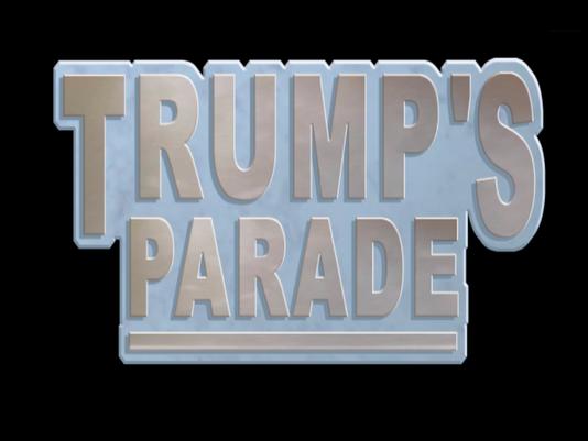 Trump's parade