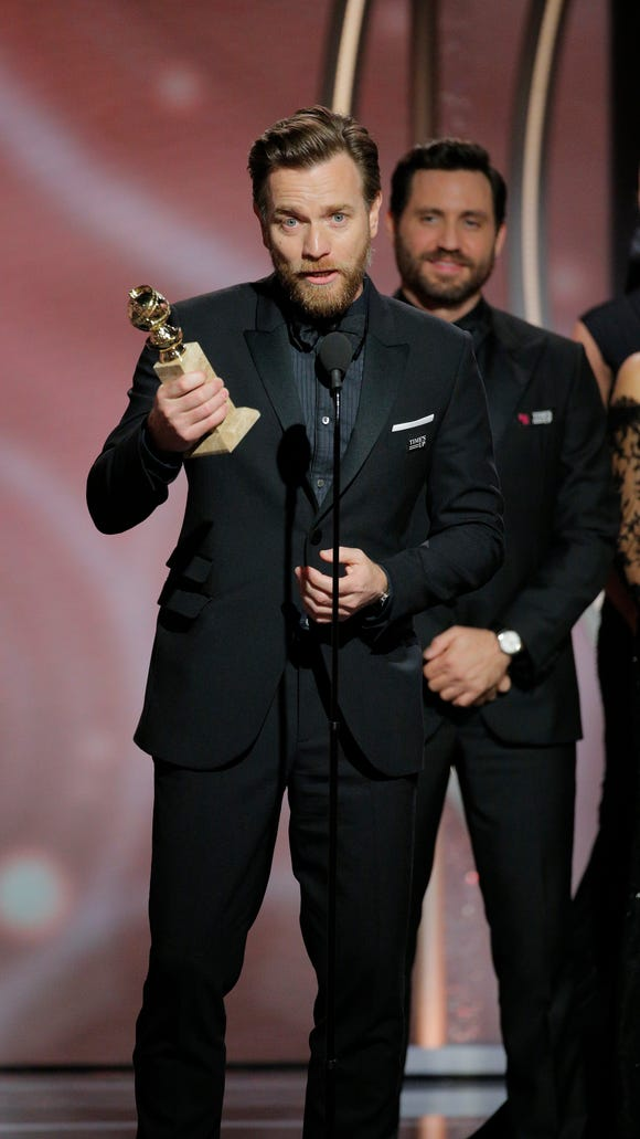 Ewan McGregor conquers best actor in a limited series