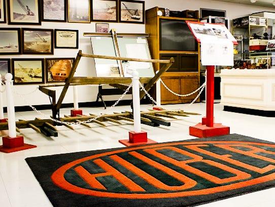 The Huber Machinery Museum