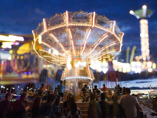 The Oregon State Fair runs Aug. 24 to Sept. 3.