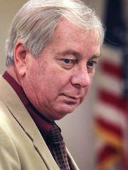 Indiana state Sen. Jim Tomes, a Republican from Wadesville,