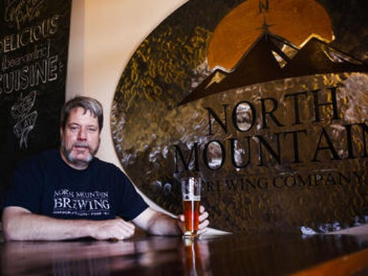 North Mountain Brewing