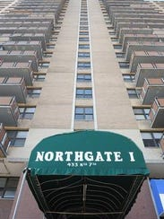 A Northgate 1 resident has sued Camden County's police