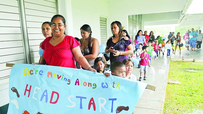 """U.S. Department of Education officials are on island to examine the progress Guam's education department has made in managing its finances. For more than a decade, Guam DOE has been recognized as """"high-risk"""" for receiving federal grants."""